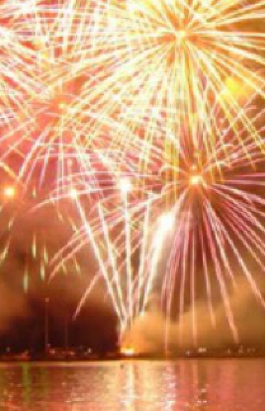 Firework Concert & Dinner on the 3.14 Plage – Saturday 15th August 2015