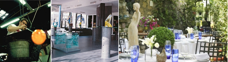 Leger museum and a Michelin starred restaurant for lunch