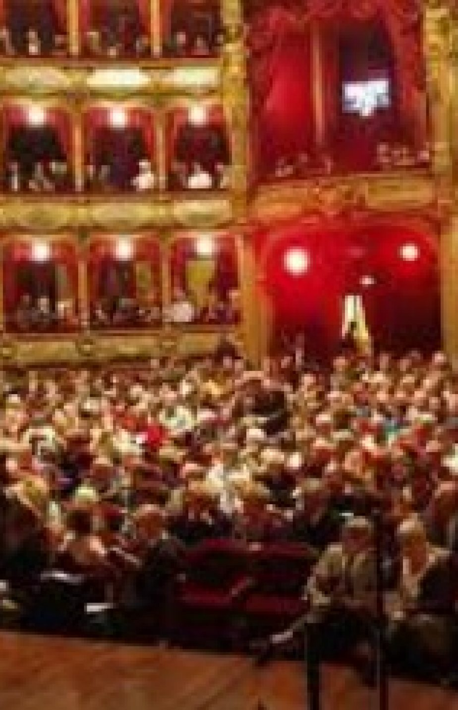 23rd April – Nice Philharmonic concert at the Opera House