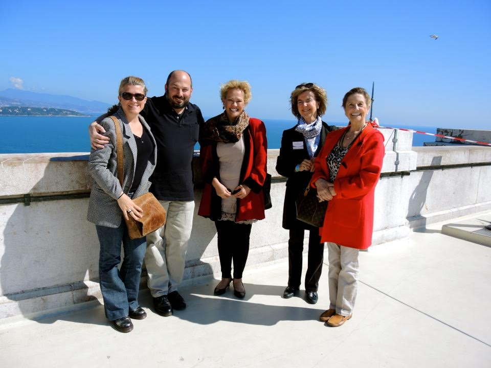 March 2016 Guided visit to Oceanographic museum in Monaco