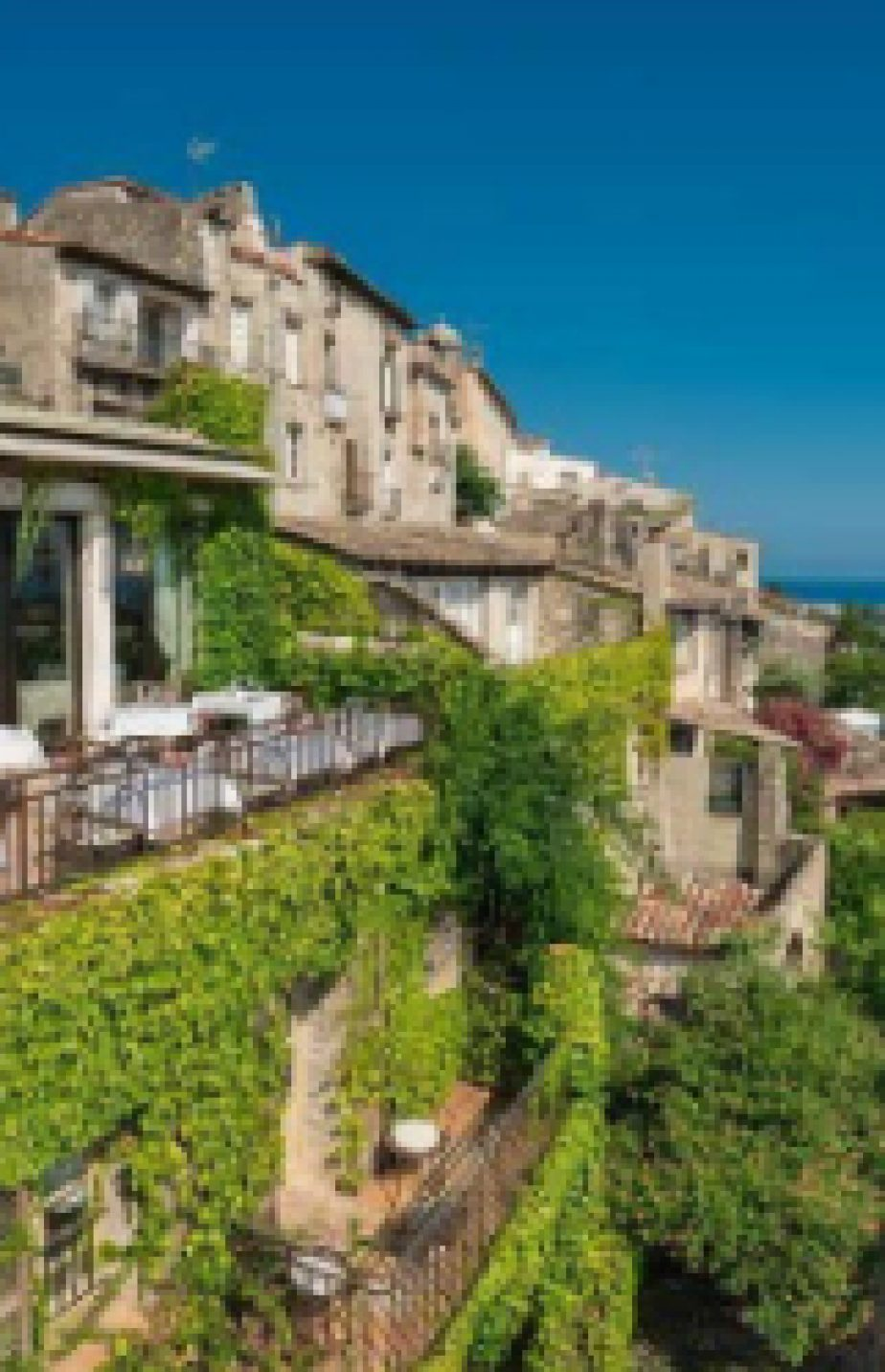 March 2017 – Visit to Haut Cagnes and lunch at Le Cagnard