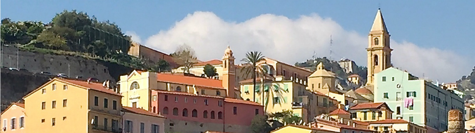 April 2018 – A guided tour of the Medieval Town of Ventimiglia-Alta and Italian Lunch
