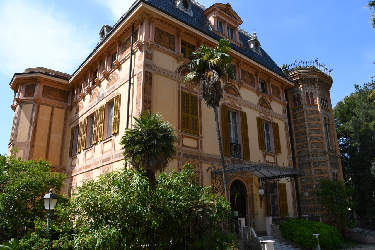 October 2018 – Visit of the Villa Nobel in San Remo, Italy, followed by Lunch