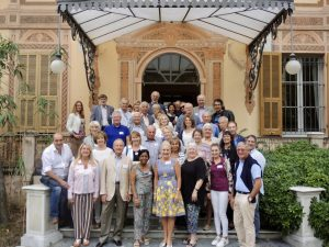 October 2018 Visit of the Villa Nobel in San Remo, Italy, followed by Lunch