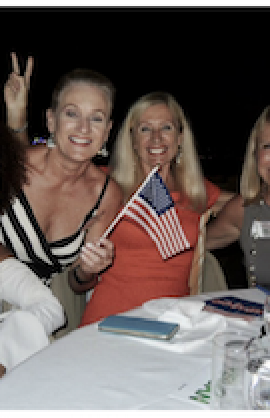 The American Club watches the USA win the Jury's Price at the Annual Cannes Pyrotechnic Art Festival on August 15th.
